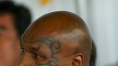 Mike Tyson lleva su vida a los escenarios.