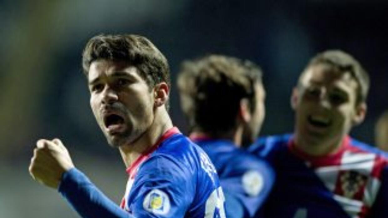 Eduardo nació en Brasil pero juega para Croacia.