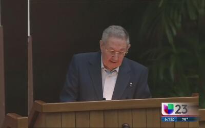 Raúl Castro insiste que en Cuba solo habrá un partido político