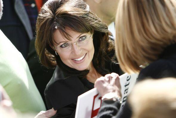 Durante la campaña presidencial, Palin tuvo acceso limitado a los medios...