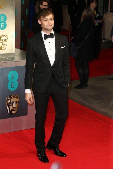 Londres aprendió de moda con la llegada del actor Douglas Booth a estos...
