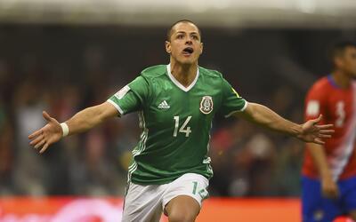 Juan Carlos Osorio tiene a dos máximos goleadores entre los 65 ju...