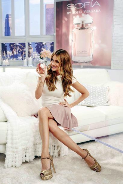 Sofía dice que este perfume es el regalo perfecto para el D&iacut...