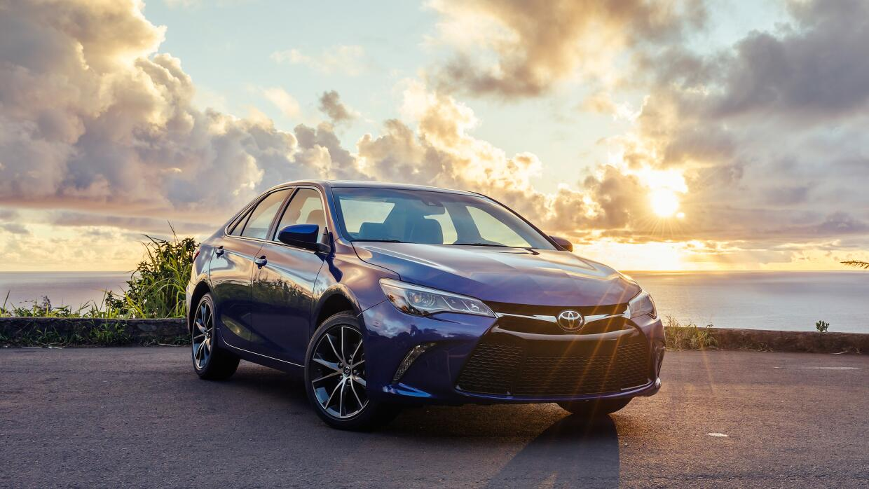 Camry 2016, involucrado en un llamado a revisión de Toyota
