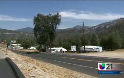 Órdenes de evacuación canceladas en Oakhurst