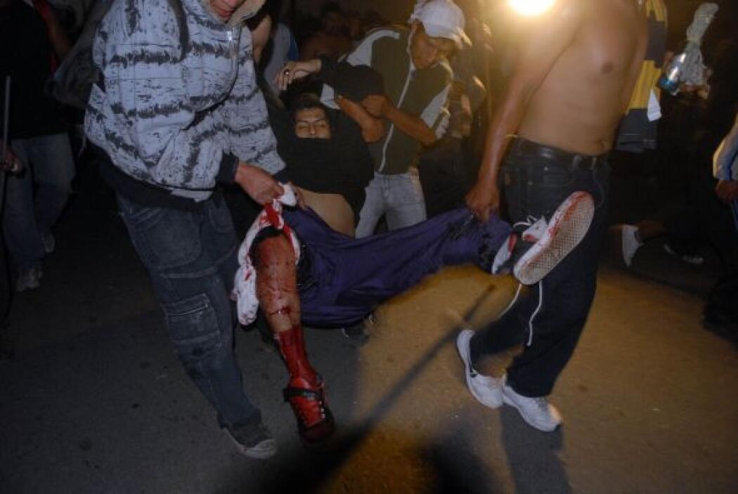 Civiles armados actúan en el barrio e incluso algunos de ellos fueron id...