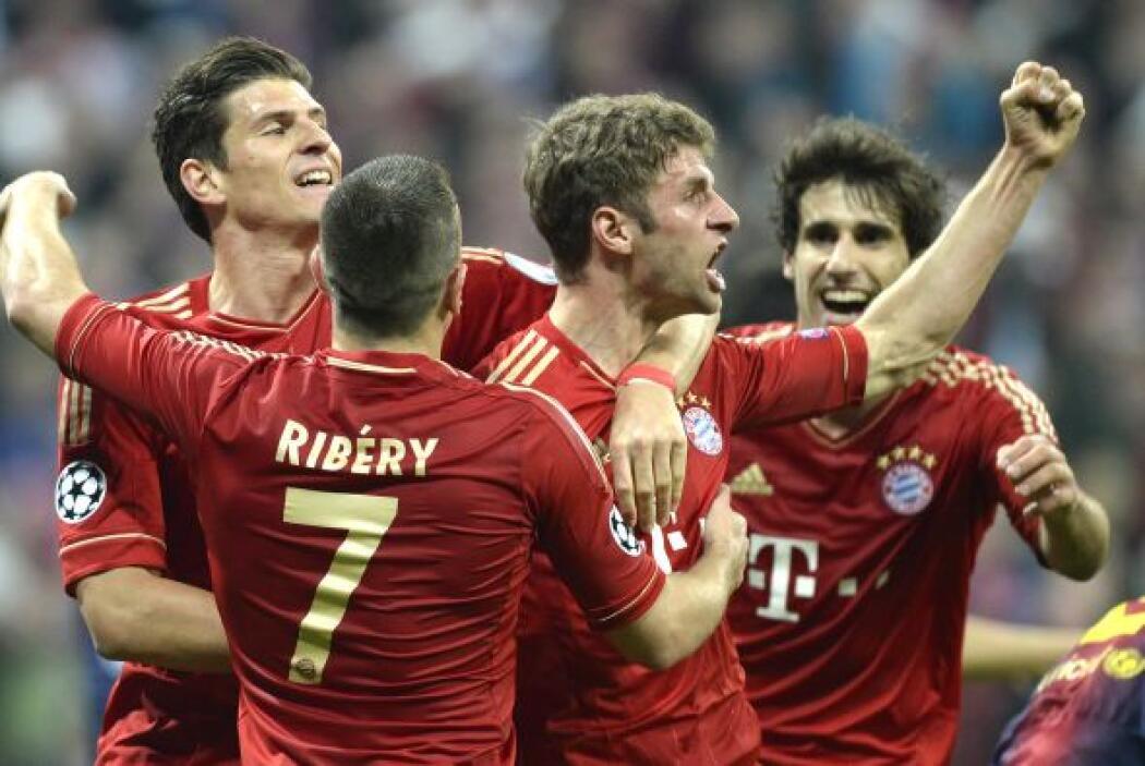 El seleccionado alemán cristalizó una buena jugada colectiva por aire, l...