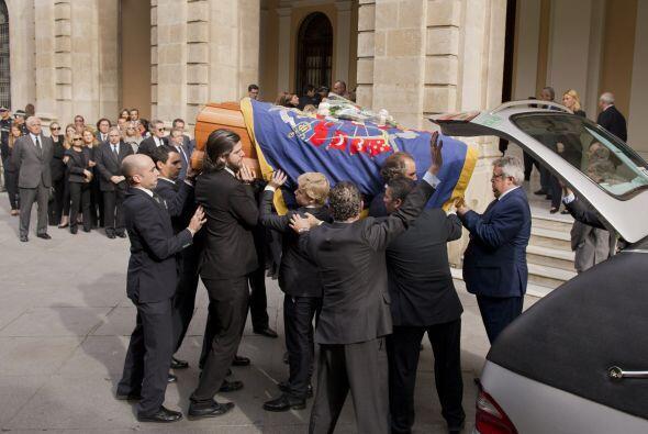 Sin duda una gran pérdida para la realeza española.