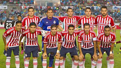 Seleccionados juveniles Chivas