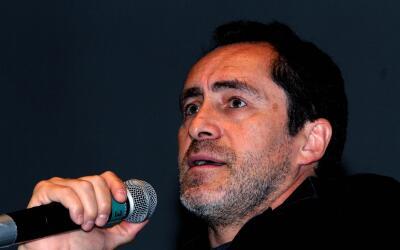 El actor Demián Bichir.