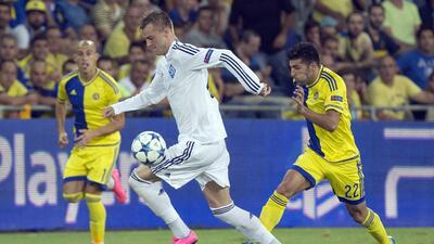 Maccabi vs. Dinamo Kiev