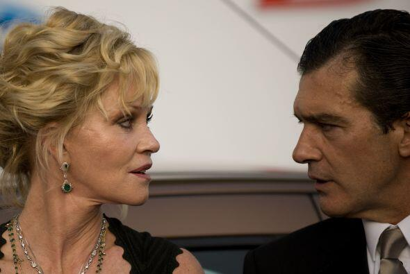 Antonio Banderas y Melanie Griffith. Mira aquí lo último en chismes.