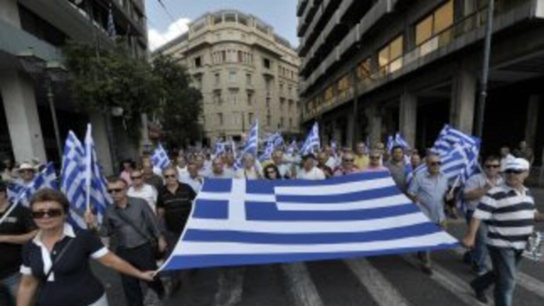 El gobierno de Andonis Samaras pide tiempo para cumplir con sus obligaci...