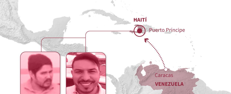 Recorrido de los sobrinos de Maduro antes de su detención