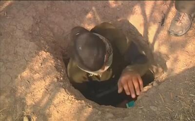 Encuentran túneles de Estado Islámico por debajo de aldeas cerca de Mosul