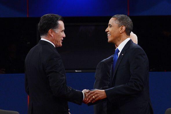 Octubre 16- Las encuestas dan como ganador al presidente de Estados Unid...