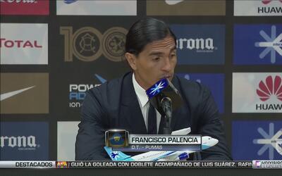 """Francisco Palencia: """"No sólo con garra se gana"""""""