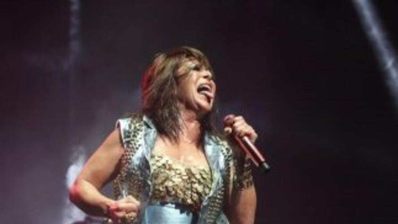 Alejandra Guzmán demostró que la música es el motor de su vida.