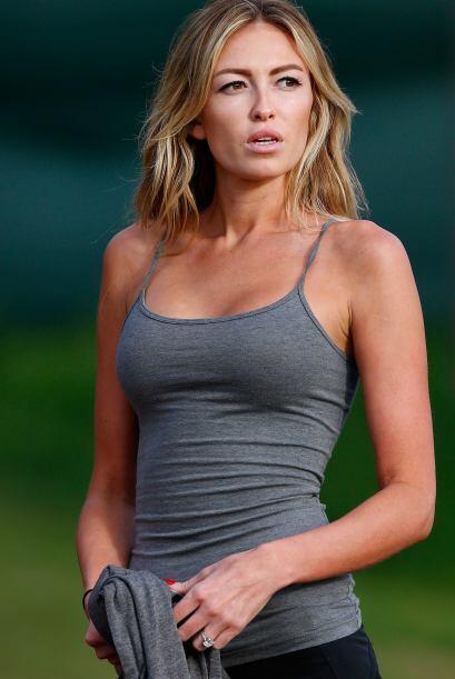 59. PAULINA GRETZKY La hija mayor del jugador de hockey Wayne Gretzky ta...