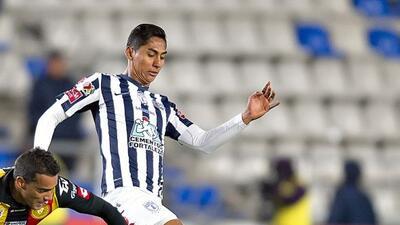 El jugador de Pachuca relevará al atlista que se lesionó en el juego ant...