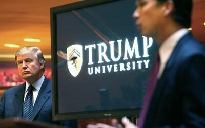 Según Reuters, Trump será el primer presidente en haber pa...