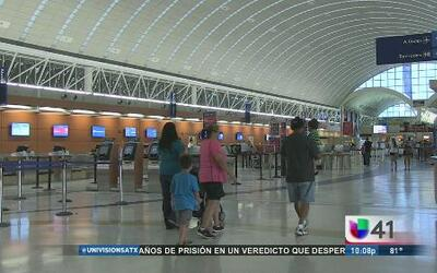Quieren un mejor aeropuerto para San Antonio