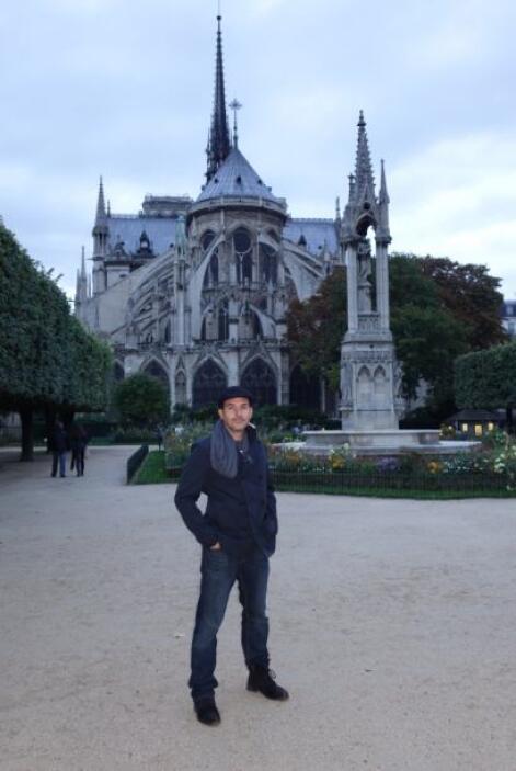 Esta catedral se empezó a construir en el año 1163 y se terminó en el añ...