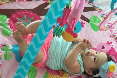 Giulietta jugando