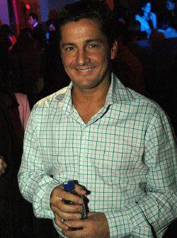 El hermano del cantante mexicano Luis Miguel, Alejandro Bastieri, estuvo...