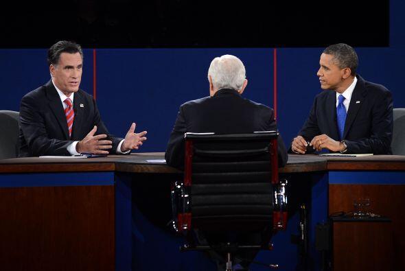El candidato republicano puso el conflicto en Siria, el atentado del 11...
