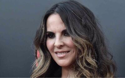 """Kate del Castillo busca realizar """"papeles interesantes"""" en su carrera"""
