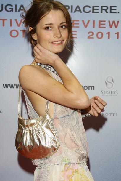 Otra actriz italiana a la que hay que prestarle atención es Giuli...