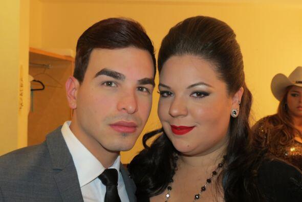 Víctor y Yazaira, listos para tomar por asalto el escenario de Va Por Ti.