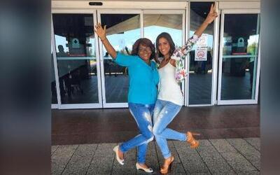 SYP Al Instante: Francisca le cumplió el sueño a su mamá y vean lo emoci...