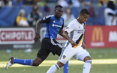 San Jose Earthquakes vs. LA Galaxy, un clásico de la MLS por todo alto.