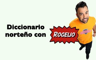 ¡Te la bañaste! El diccionario norteño de Rogelio Martínez