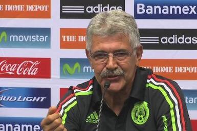 """El """"Tuca"""" ya tiene su once titular para el juego contra Argentina"""