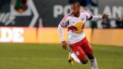 El francés fue elegido jugador de la semana en el fútbol de Estados Unidos.