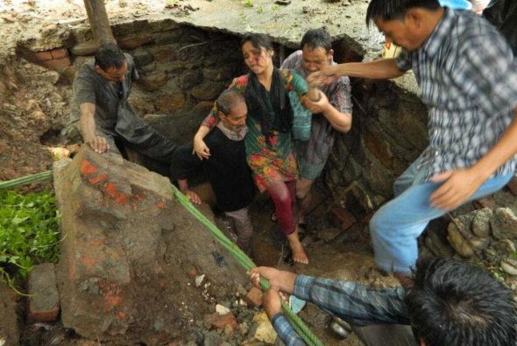 En el septentrional Uttar Pradesh, las víctimas mortales de las lluvias...
