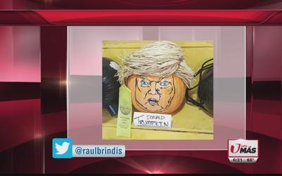 """""""Donald Trumpkin"""": las nuevas calabazas para Halloween"""