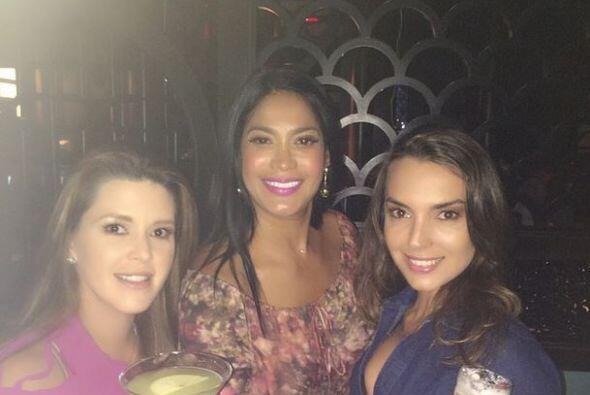 Otra venezolana, pero que se siente muy mexicana: Alicia Machado celebr&...