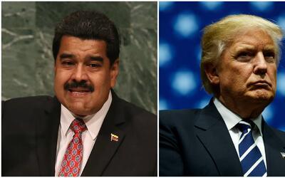 Nicolás Maduro culpa a Estados Unidos por crisis que vive Venezuela