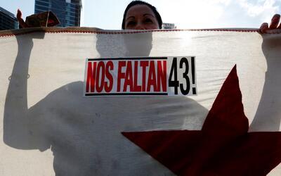 Dos años y medio después de la desaparición de los 43 estudiantes de Ayo...