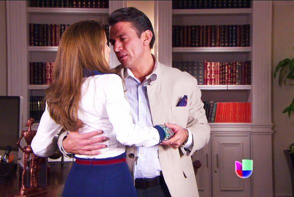 ¿Por qué tan acarameladitos Fernando y Ana? Se ve que ya no pueden negar...