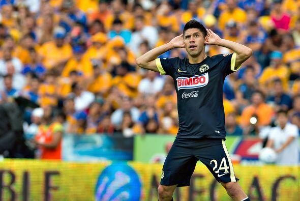 Sobre los refuerzos, Oribe Peralta lleva dos goles con el América, mient...