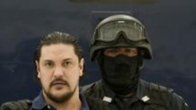Jorge Balderas, alias el JJ, apareció por primera vez en público con una...