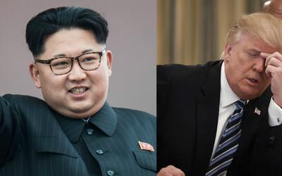 Corea del Norte, todo 'un dolor de cabeza' para el presidente Donald Trump