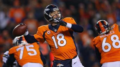 El quarterback de los Broncosviene de establecer record de yardas y tou...