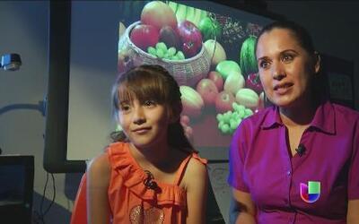 Luchan contra la obesidad cambiando los hábitos alimenticios
