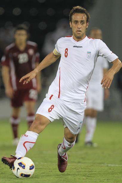 Ali Karimi  se ubicó segundo. El iraní se destaca por su velocidad mental.
